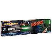 Uncle Milton Star Wars Science Luke Skywalker Lightsaber Room Light