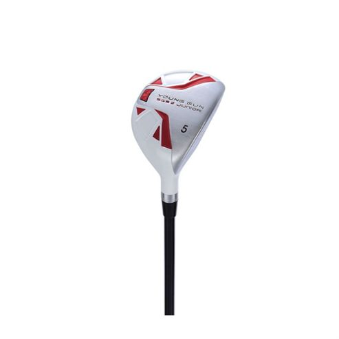 Young Gun Sgs V2 Junior Golf Club 5 Wood Right Hand Red Age 9-11