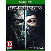 Dishonored 2 Xbox 360