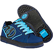 Heelys Propel 2.0 Navy/New Blue Kids Heely Shoe - Blue