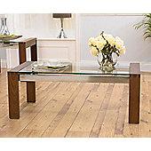 Mark Harris Furniture Roma Coffee Table in Solid Walnut