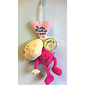Little Wonders Little Princess Baby On Board Toy