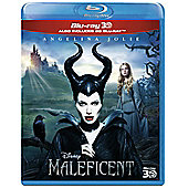Maleficent Blu-ray 3D DVD