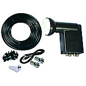 Satellite LNB Add-On Installation Kit