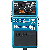 Boss PS-6 Harmonist Compact Effects Pedal