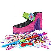 Platform Shoe Pinata Kit