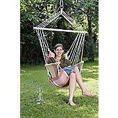 Amazonas Palau Hanging Chair in Bubblegum