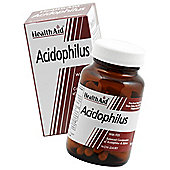 HealthAid Acidophilus 100 million Capsules