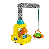 Fisher-Price Octonauts Octo-Crane Vehicle