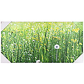 Pacific Lifestyle Dandelion Field Canvas Wall Art