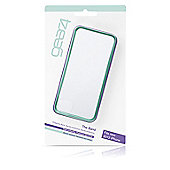 Gear4 Plastic Band Case for Apple iPhone 5 - Green/White
