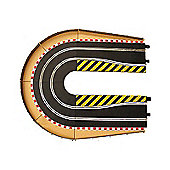 Scalextric Sport Track C9000J Hairpin And Sides Wipes Sport
