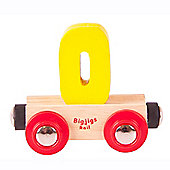 Bigjigs Rail BR130 Name Number 0 (Colours Vary)