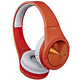 PIONEER SEMX7 HEADPHONES (ORANGE)