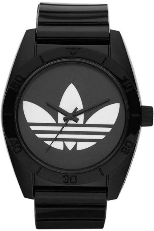 Adidas Unisex Black Sports Watch ADH2653