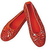 Rubies - Dorothy Deluxe Shoes - Adult UK Size 8