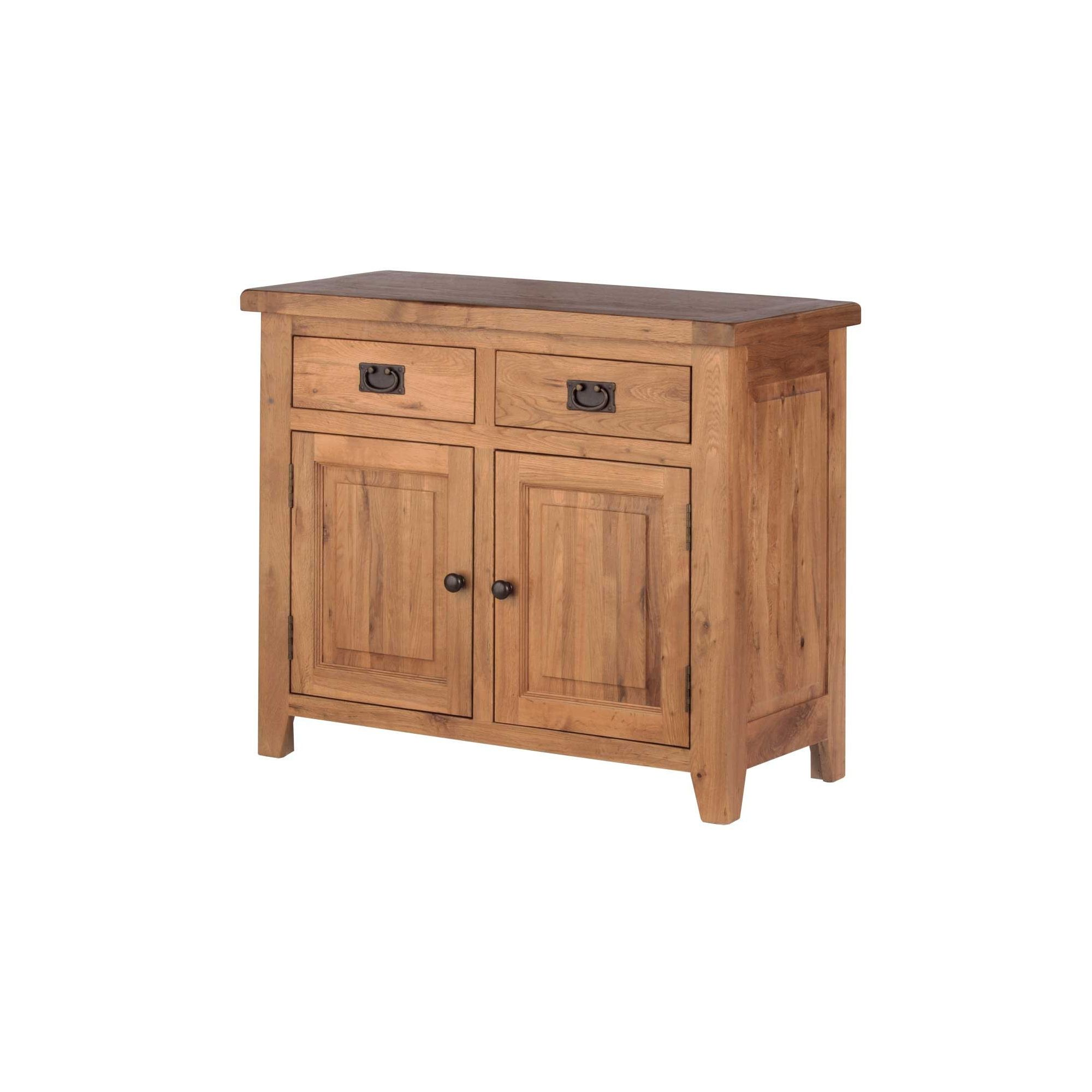 Thorndon Sandown Standard Sideboard in Rustic Oak at Tescos Direct