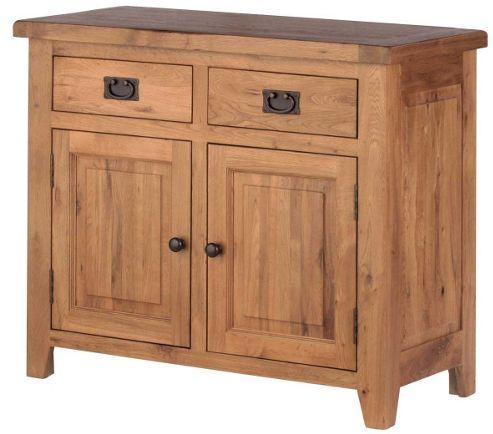 Thorndon Sandown Standard Sideboard in Rustic Oak