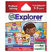 LeapFrog® Explorer™ Learning Game: Disney Doc McStuffins