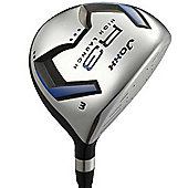 Jaxx Juniors R3 Fairway Woods Loft 3 Wood - Blue (11-14YRS)