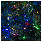 960 Cluster LED Christmas Lights, Coloured