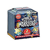 World of Warriors in CDU - Blind Box Includes 2 Warriors Inside