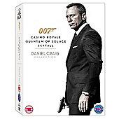 Skyfall Daniel Craig (DVD Boxset)