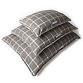 Slate Tweed Pillow Bed