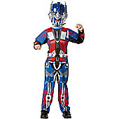 Child Deluxe Optimus Prime Costume Small