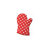 Rushbrookes Flamenco Oven Glove - Red