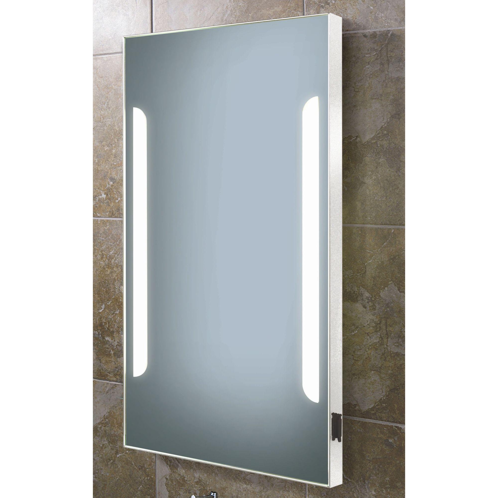 HIB Zenith LED Shaving Light at Tescos Direct