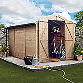 BillyOh 4000 10 x 7 Windowless Tongue & Groove Apex Shed