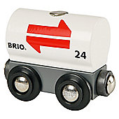 Brio Tanker Wagon, wooden toy