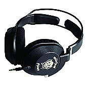 MotorHeadphones Ironfist Headphones - Black