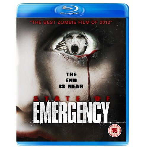 State Of Emergency Blu-Ray