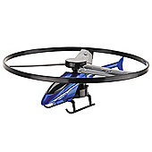 Toyrific Ripcord Powered Skywire Helicopter Toy