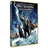 Percy Jackson & The Lightning Thief (DVD)