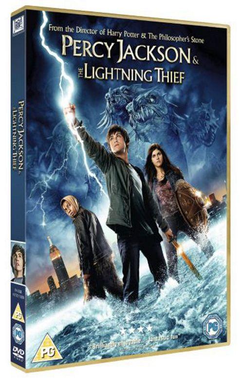 Percy Jackson & The Lightning Thief (DVD)