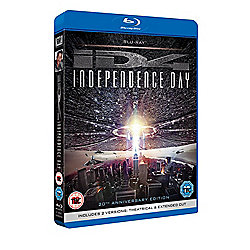 Independence Day - 20th Anniversary Remastered Edition - Blu-ray