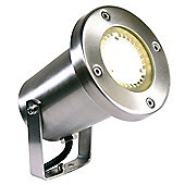 Garden Lights Protego Spotlight in Stainless Steel (Set of 4)
