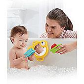 Fisher Price Scoop and Nest Bath Mirror