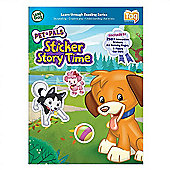 LeapFrog LeapReader Activity Storybook- Pet Pals Sticker Story Time