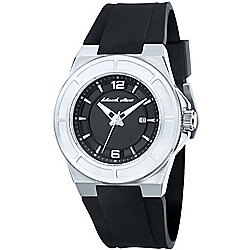 Black Dice Gents Rubber Strap Watch BD06701