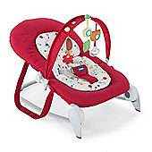 Chicco Hoopla Baby Bouncer (Red)