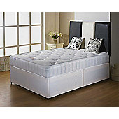 Luxan Classic Small Double Size Bed Set - With Headboard - 4 Drawers