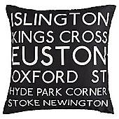London Signs Cushion