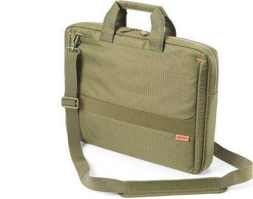 16.4 inch. Casual Smart Shoulder Bag For Notebooks - Green.