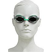 Speedo Opal Mirror Swimming Goggles - Green