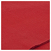 Ribbed Table Runner, Red