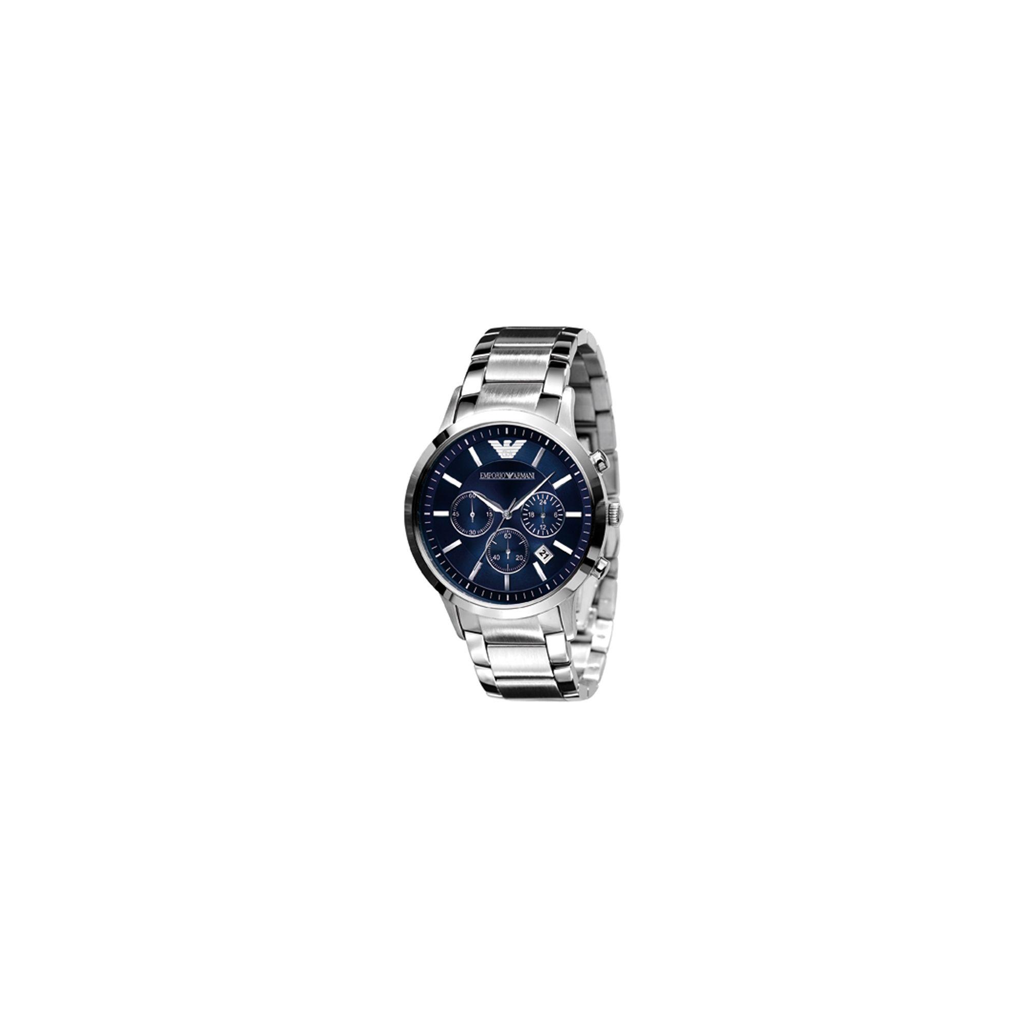 Emporio Armani Chrono Watch AR2448 at Tesco Direct
